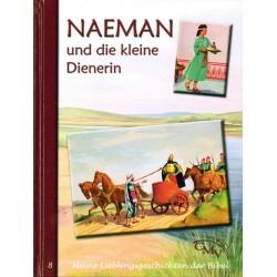 Naeman und die kleine Dienerin