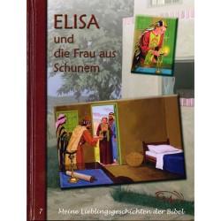 Elisa und die Frau aus Schunem