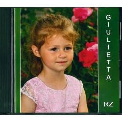 Giulietta - das Blumenmädchen (Hörbuch, CD)