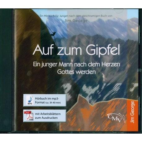 Auf zum Gipfel (mp3-CD) Hörbuch