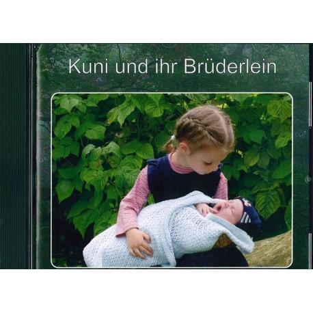 Kuni und ihr Brüderlein (CD) Hörbuch