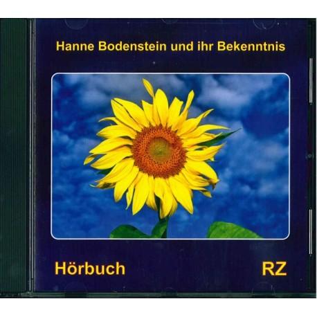 Hanne Bodenstein und ihr Bekenntnis  (Hörbuch, CD)
