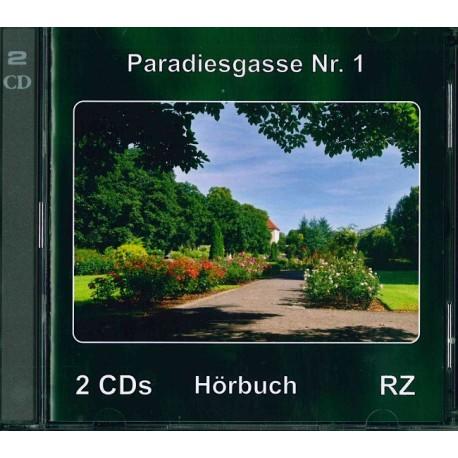 Paradiesgasse Nr. 1  (Hörbuch, 2 CD)