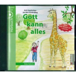 Gott kann alles (Hörbuch, CD)