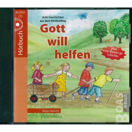 Gott will helfen (Hörbuch, CD)