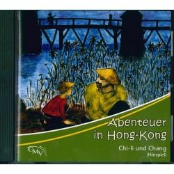 Abenteuer in Hong-Kong (Hörspiel-CD)