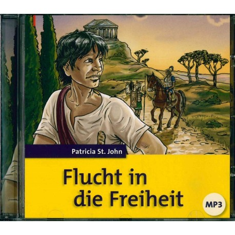 Flucht in die Freiheit (Hörbuch, 1 MP3-CD)