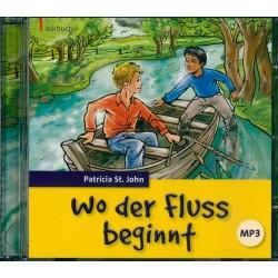 Wo der Fluss beginnt (MP3-CD)