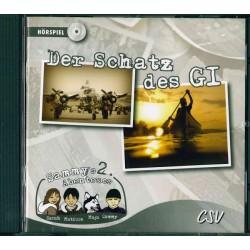 Der Schatz des GI (Hörspiel-CD)