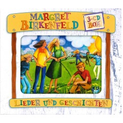 Margret-Birkenfeld-Box 3 (3 CDs)