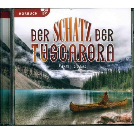 Der Schatz der Tuscarora (Hörbuch MP3 CD)