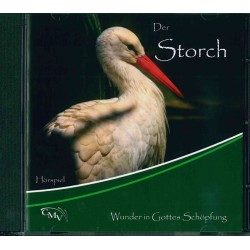 Der Storch (CD, Hörspiel ab 3)