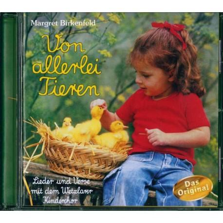 Von allerlei Tieren (CD)