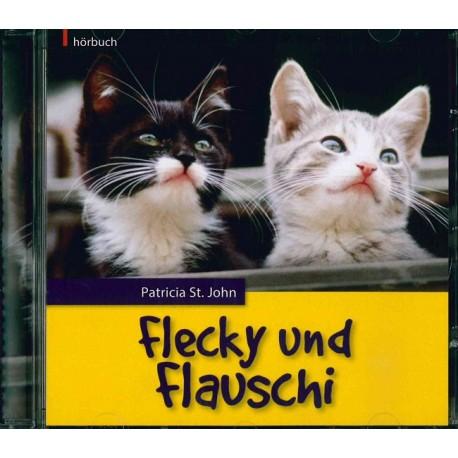 Flecky und Flauschi (Audio-CD)