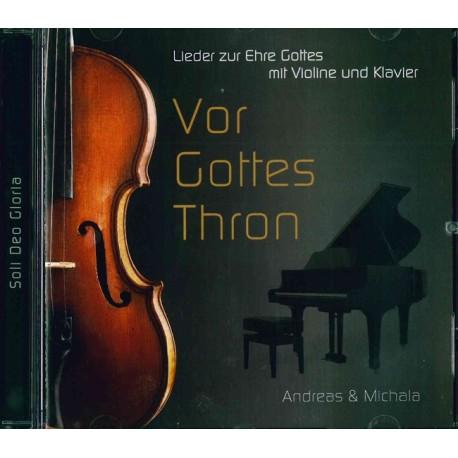 Vor Gottes Thron (CD)