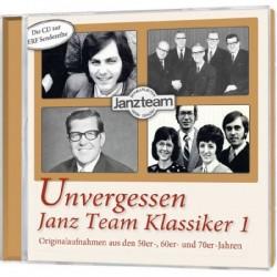 Unvergessen-  Janz Team Klassiker 1 CD