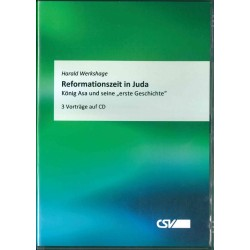 Reformationszeit in Juda (CD)