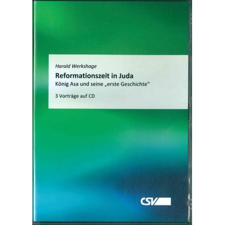 Reformationszeit in Juda (CD)