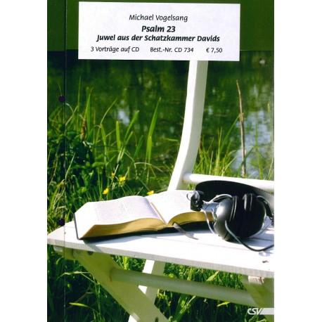 Psalm 23 Juwel aus der Schatzkammer Davids (CD)