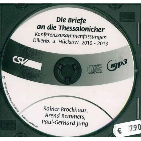 Zusammenfassungen der Konferenzen über Thessalonicherbriefe
