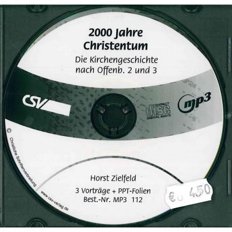 2000 Jahre Christentum (MP3)