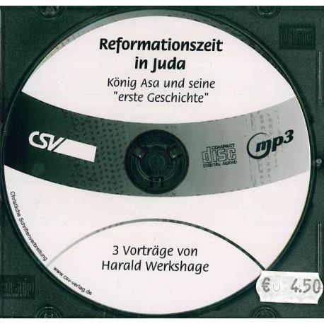 Reformationszeit in Juda (MP 3)