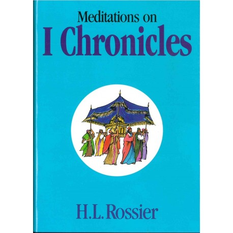 Meditations on 1. Chronicles (Englisch)