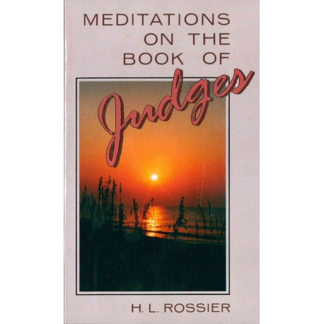 Meditations on Jugdes (Englisch)