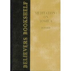 Meditations on Joshua (Englisch)