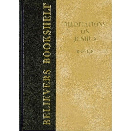 Meditations on Joshua (Englisch)