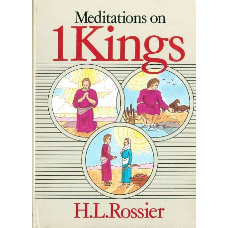 Meditations on 1. Kings (Englisch)