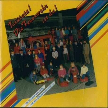 Tatütata! Die Feuerwehr ist da! - CD