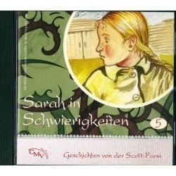 Sarah in Schwierigkeiten - 5 (CD)