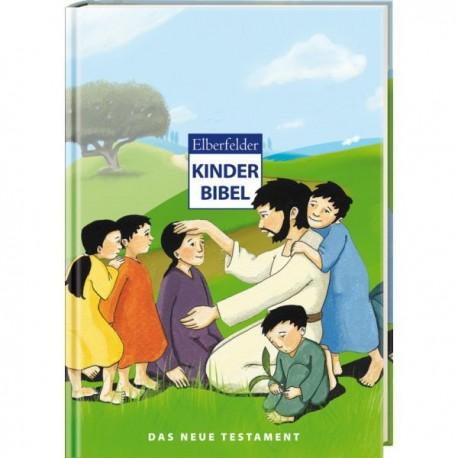 Elberfelder Kinderbibel – Das Neue Testament (JM ab 6)