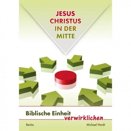 Jesus Christus in der Mitte