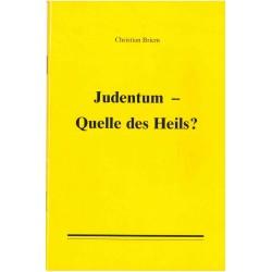 Judentum - Quelle des Heils?
