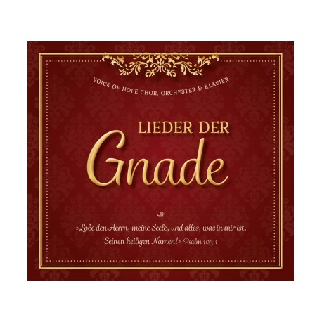 Lieder der Gnade (CD)