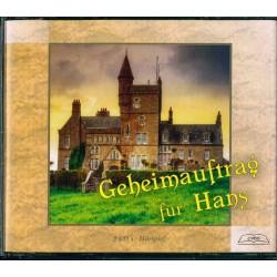 Geheimauftrag für Hans - Hörspiel CD