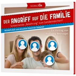 Der Angriff auf die Familie (CD)