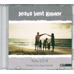 Jesus liebt Kinder - CD