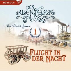 Flucht in der Nacht (Hörbuch MP3 CD]
