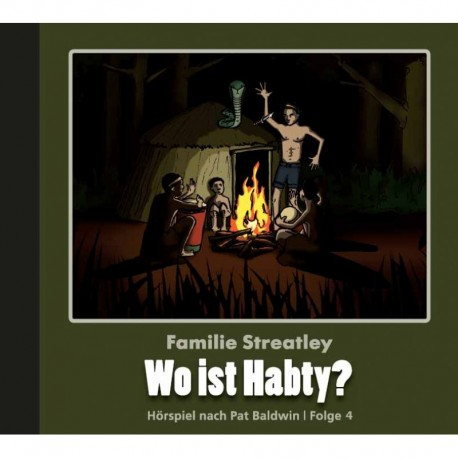 Wo ist Habty? (CD)
