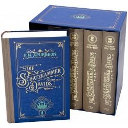 Die Schatzkammer Davids (5 Bände im Schuber)