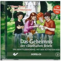 Das Geheimnis der rätselhaften Briefe - Hörspiel CD