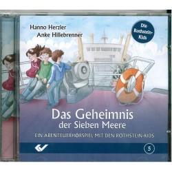 Das Geheimnis der Sieben Meere - Hörspiel CD