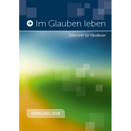 Jahrbuch 2018 - Im Glauben leben