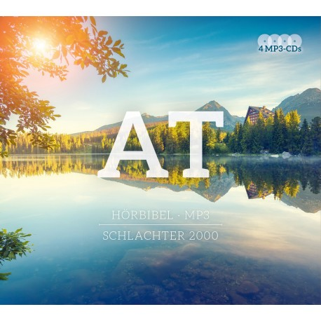 Schlachter 2000 - Hörbibel (AT) - MP3