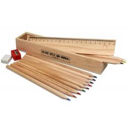 Malset-Holzbox