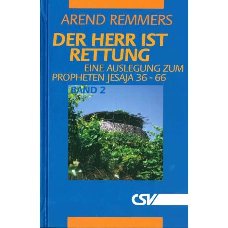 Der HERR ist Rettung - Auslegung über Jesaja (Bd. 1+2) Paket