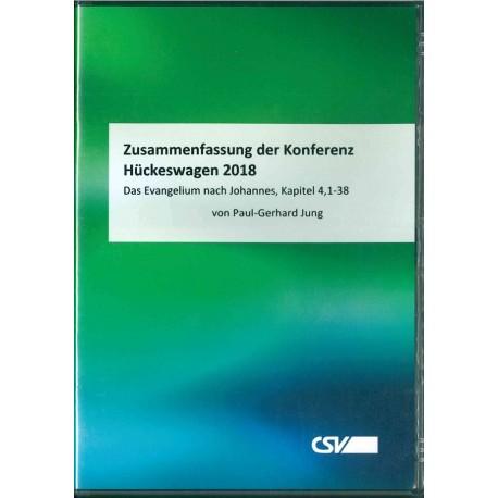 Konferenzzusammenfassung Hückeswagen 2018